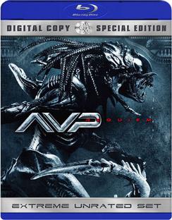 Aliens vs. Predator: Requiem - Special Edition - Blu-ray - Used