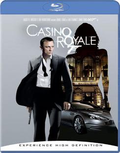 Casino Royale - Blu-ray - Used