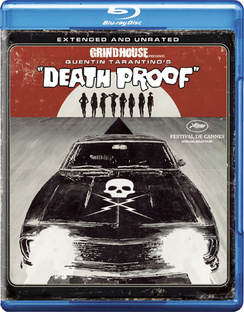 Death Proof - Blu-ray - Used