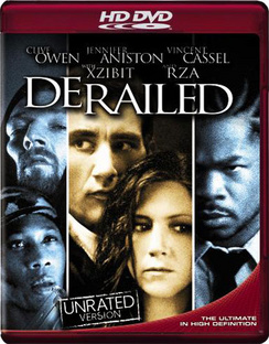 Derailed - Unrated - HD DVD - Used