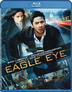Eagle Eye - With Coupon - Blu-ray - Used