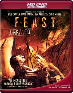 Feast - HD DVD - Used