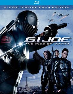 G.I. Joe: The Rise of Cobra - Blu-ray - Used
