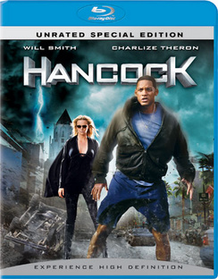 Hancock - Unrated Special Edition - Blu-ray - Used