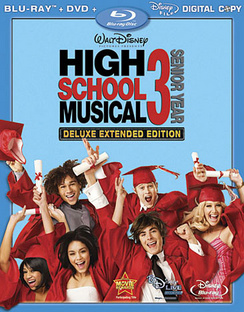 High School Musical 3: Senior Year - Extended Edition - Blu-ray - Used