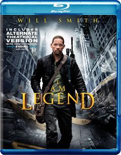 I Am Legend - Blu-ray - Used