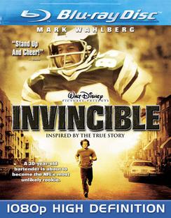 Invincible - Blu-ray - Used