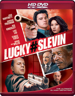 Lucky Number Slevin - HD DVD - Used