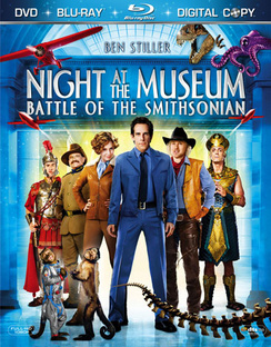 Night at the Museum: Battle of the Smithsonian - Includes DVD - Blu-ray - Used