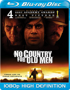 No Country for Old Men - Blu-ray - Used