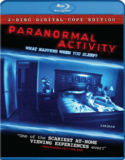Paranormal Activity - Blu-ray - Used