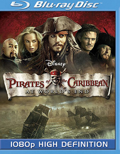 Pirates of the Caribbean: At World's End - 2-Disc Edition - Blu-ray - Used