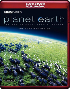 Planet Earth: The Complete Series - HD DVD - Used
