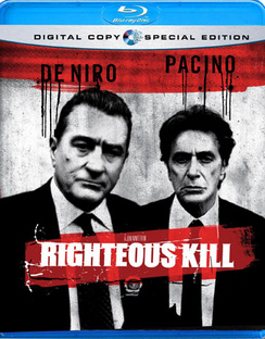 Righteous Kill - Special Edition - Blu-ray - Used