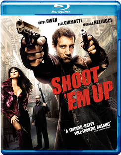 Shoot 'Em Up - Blu-ray - Used