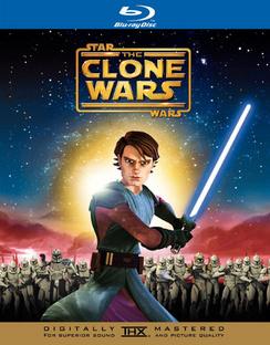Star Wars: The Clone Wars - Blu-ray - Used