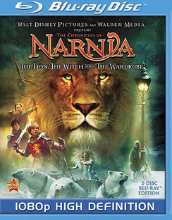 The Chronicles of Narnia: The Lion, The Witch... - Blu-ray - Used