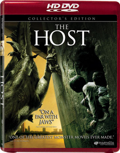 The Host - HD DVD - Used