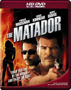 The Matador - HD DVD - Used