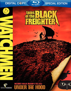 Watchmen: Tales of the Black Freighter - Special Edition - Blu-ray - Used