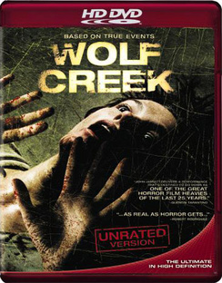 Wolf Creek - Unrated - HD DVD - Used