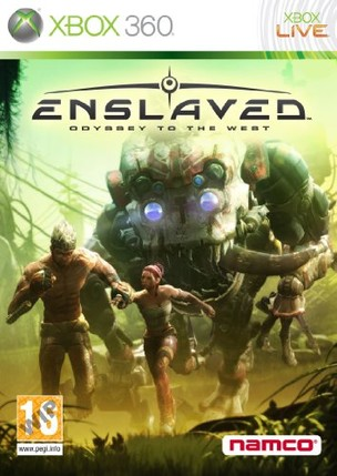 Enslaved Odyssey of the West - XBOX 360 - New
