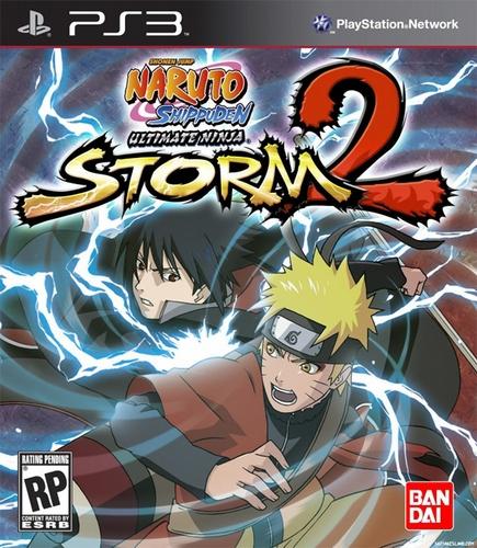 Naruto Ultimate Ninja Storm 2 - PS3 - New