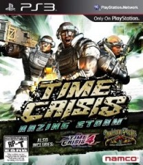 Time Crisis Razing Storm - PS3 - New