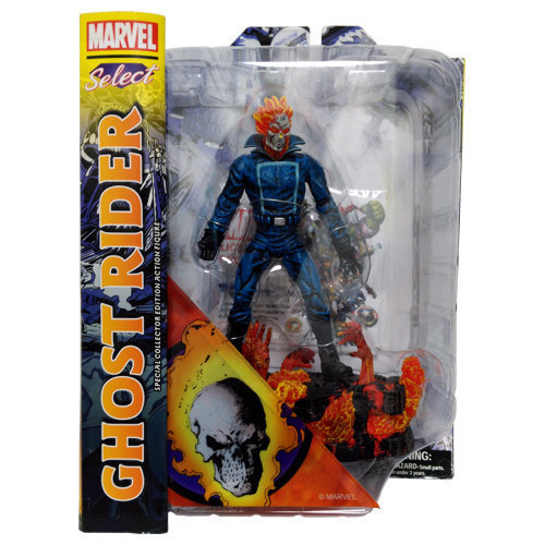 Marvel Select Ghost Rider Figure