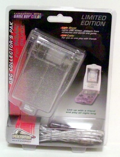 GBC Collector's Pak for Game Boy Color (Pokemon Silver Edition) - Game Accessory - New