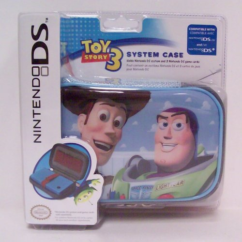 Toy Story 3 System Case for Nintendo DS - Game Accessory - New