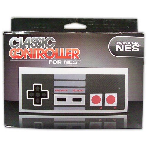 Classic Controller for NES - Game Accessory - New