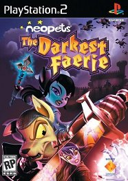 Neopets: The Darkest Faerie - PS2 - Used