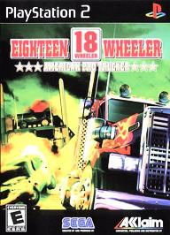 18-Wheeler: American Pro Trucker - PS2 - Used