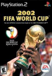 2002 FIFA World Cup - PS2 - Used