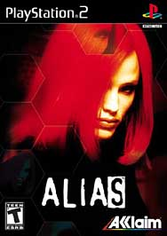 Alias - PS2 - Used