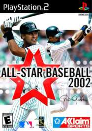 All-Star Baseball 2002 - PS2 - Used