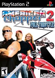 American Chopper 2: Full Throttle - PS2 - Used