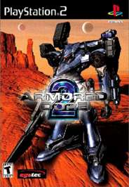 Armored Core 2 - PS2 - Used