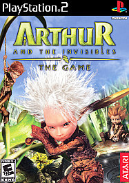 Arthur and the Invisibles: The Game - PS2 - Used
