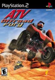 ATV Offroad Fury - PS2 - Used