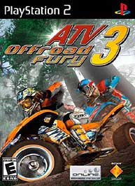 ATV Offroad Fury 3 - PS2 - Used
