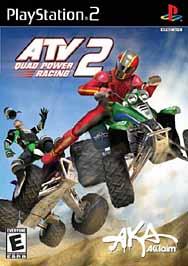 ATV Quad Power Racing 2 - PS2 - Used