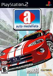 Auto Modellista - PS2 - Used