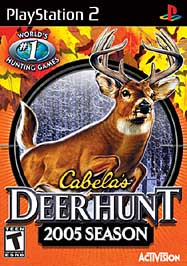 Cabela's Deer Hunt: 2005 Season - PS2 - Used