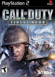 Call of Duty: Finest Hour - PS2 - Used