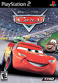 Cars - PS2 - Used