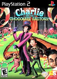 Charlie and the Chocolate Factory - PS2 - Used