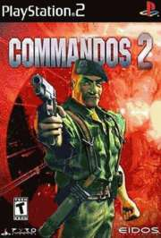 Commandos 2: Men of Courage - PS2 - Used