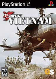 Conflict: Vietnam - PS2 - Used